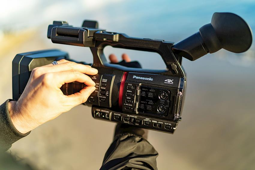 A Guide to the Panasonic AG-CX350 Camcorder by Barry Green  Now Available as Free Download