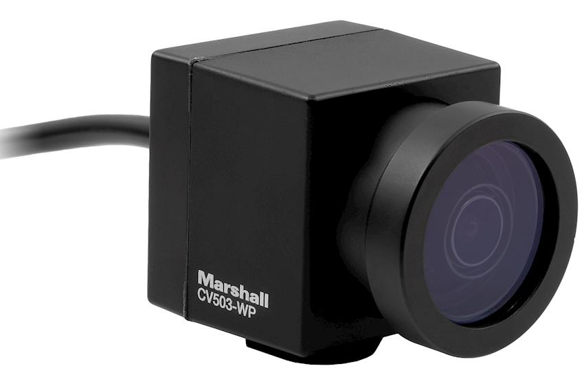 Marshall Electronics Debuts New CV 503 - WP at IBC 2019