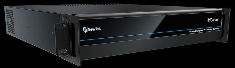 NewTek Expands the Frontiers of Software-Defined Visual Storytelling at IBC2019