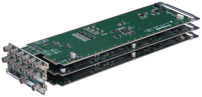 FOR-A Hybrid IP/SDI Systems to Shine at IBC 2019