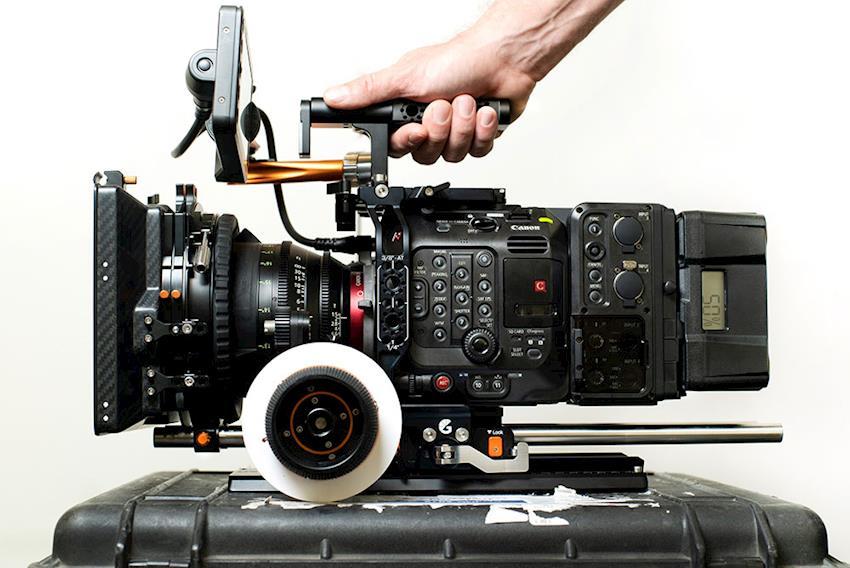 Bright Tangerine announces Canon EOS C500 Mark II Left Field Cage