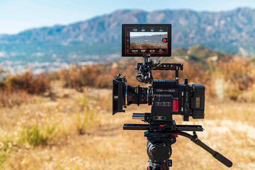 SmallHD Launches Camera Control for RED DSMC2 on Cine 7 Monitors