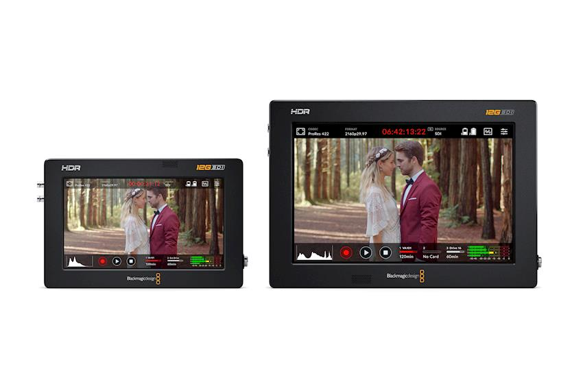 Blackmagic Design Announces New Blackmagic Video Assist 12G