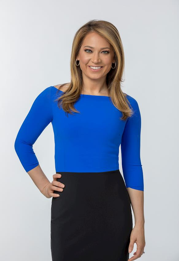 ABC's Ginger Zee Confirmed for 2019 NAB Show New York