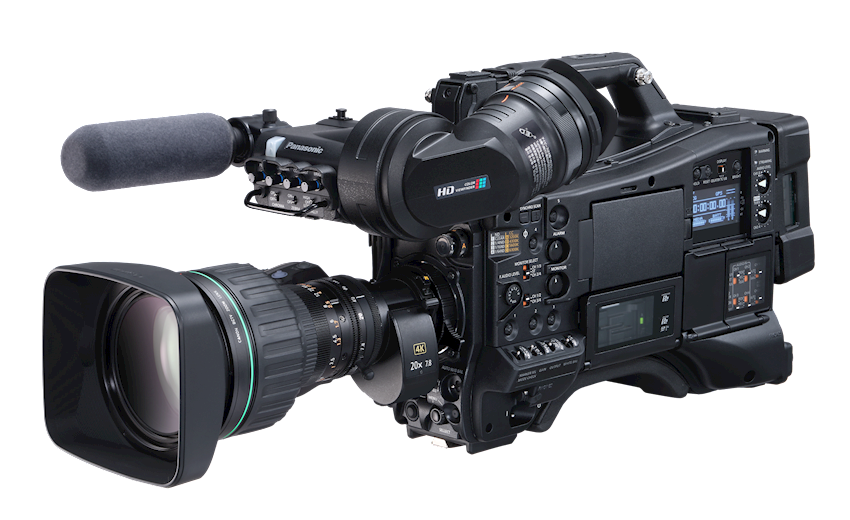 Panasonic Announces Delivery/Pricing of Premium AJ-CX4000 4K/HDR Shoulder-Mount Camcorder