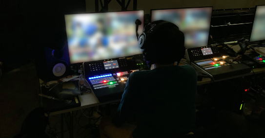 Cyber Media TV Uses ATEM Constellation 8K for eSports Streaming