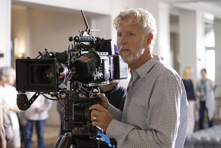 DP Patrick Alexander Stewart captures HBO's Curb Your Enthusiasm with VariCam LT  cinema cameras