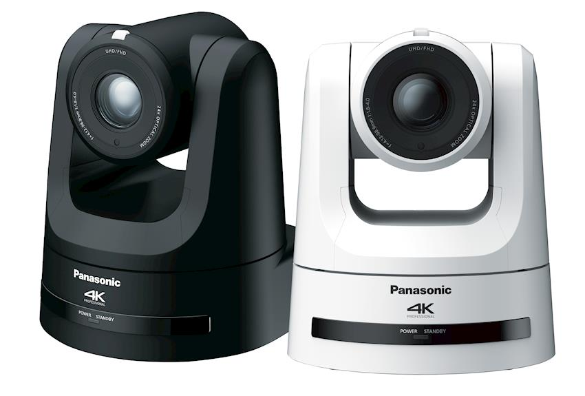 Panasonic's AW-UE100 Integrated Pan/Tilt/Zoom Camera Now Delivering