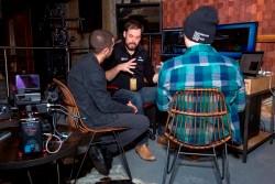 Inside Canon's 4K Edit Bay at Sundance with Jon Carr