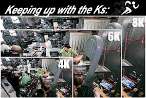 Rental House Perspective: How 4K, 6K, & 8K Affect the TV Industry
