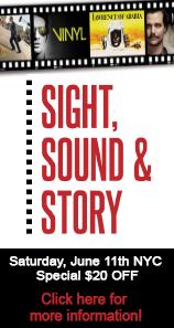 Sight Sound Story