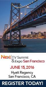 Next TV Summit SF