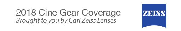 Cinegear Show Coverage - Brought to you by Carl Zeiss Lenses