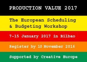 Production Value course 2017 targets Bilbao