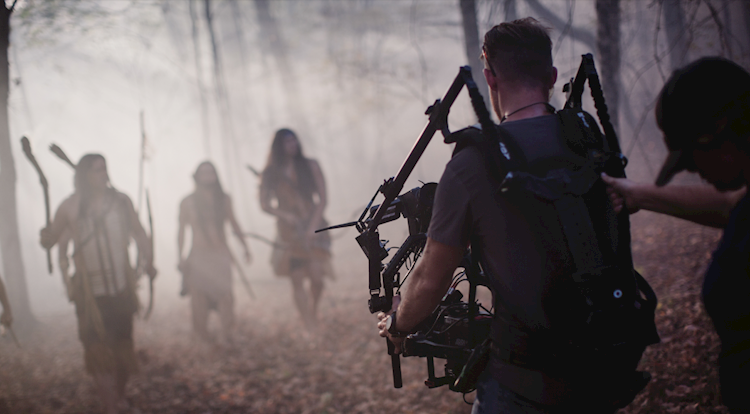 Go Behind an Epic 40-Day Shoot for National Geographic's Origins Series