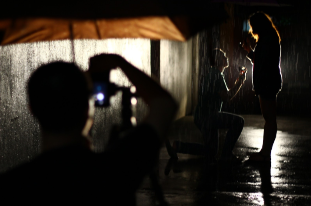Four tips for shooting in inclement weather
