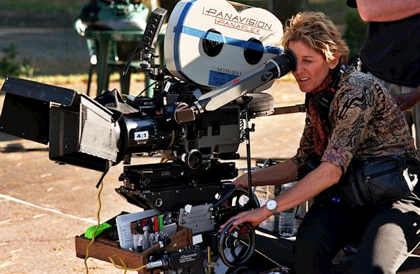 Nancy Schreiber, ASC: First Woman to be Honored with ASC President's Award