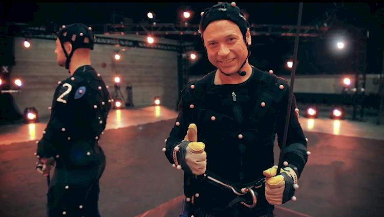 MEET THE TALENT - Tapping into the mocap world of Motion