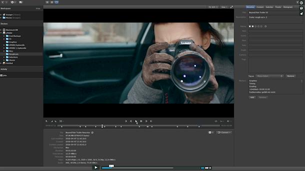 Managing Media in the Era of Democratized Filmmaking