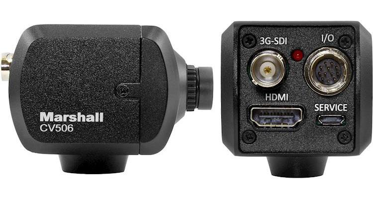 In Review: Marshall Electronics CV506 Mini HD Camera (3G/HD-SDI, HDMI)