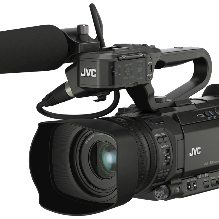 In Review: JVC GY-HM250U Camcorder