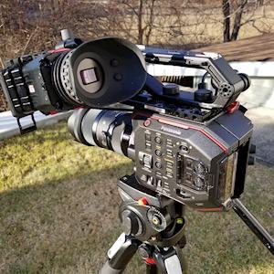 In Review: Panasonic AU-EVA1 Compact 5.7K Super 35mm Cinema Camera