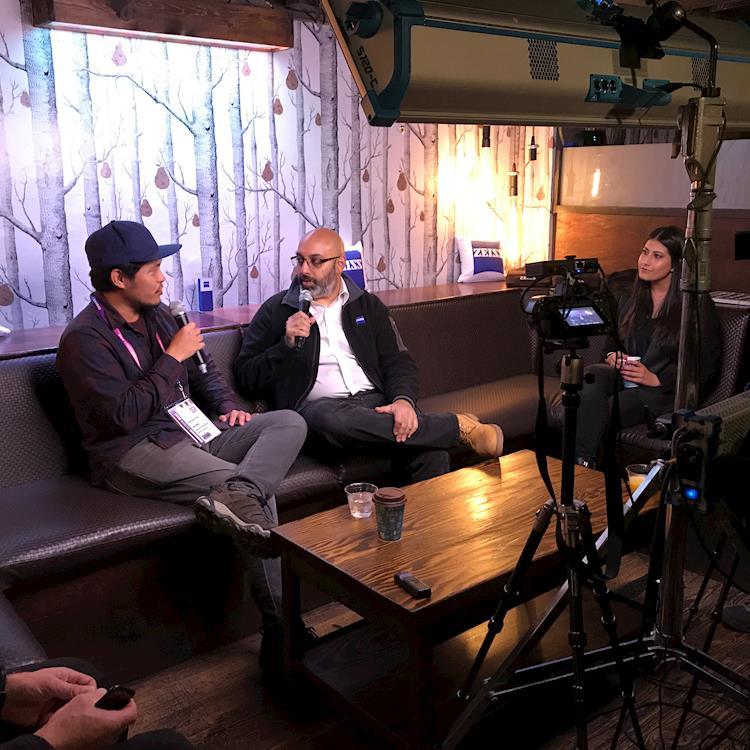 "ZEISS Cinematography Hosts ""Art In Motion"" Community Event @ Sundance 2019"