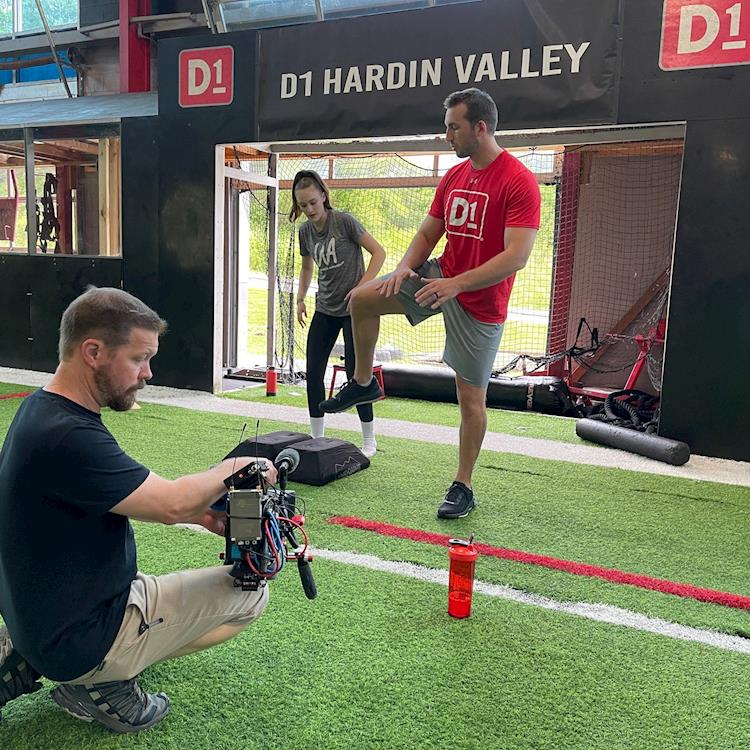 Profile Feature: McGovern Media Shoots Under Armor in Knoxville