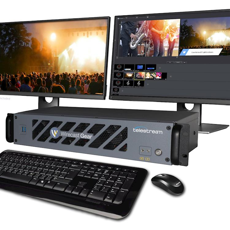 In Review: Telestream Wirecast Gear 420