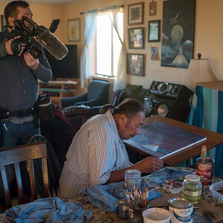 Behind-the-Scenes: Cinematographer Lucian Read Shoots America Divided Docu-Series
