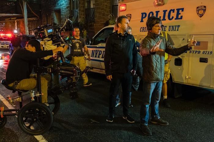 Paul Cameron, ASC Takes on Major Motion Picture 21 Bridges