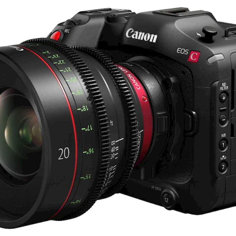 In Review: Canon EOS C70 Cinema Camera  (RF Lens Mount)