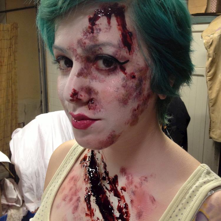 Tips for Creating Realistic FX Makeup from Special FX Artist Jaime Gruber