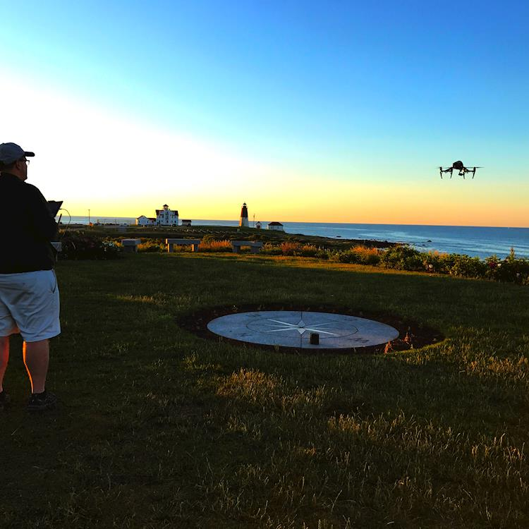 The Drone Life: Learning to Fly with Drone Pilot Sean McVeigh