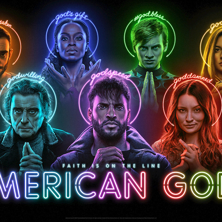 Dubbing the latest season of American Gods in lockdown