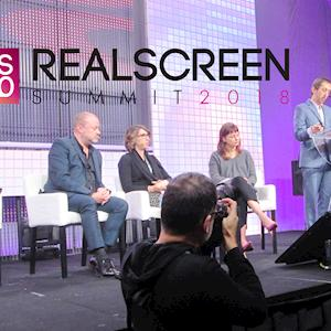 TV and OTT Battle for the High Ground at 20th Annual Real Screen Summit