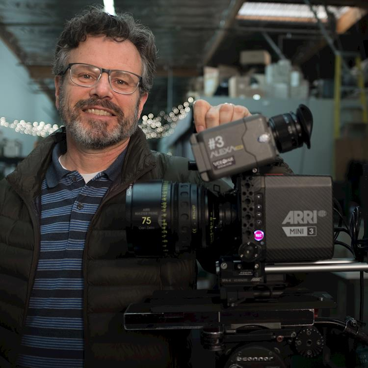 5 Questions with ARRI's Art Adams
