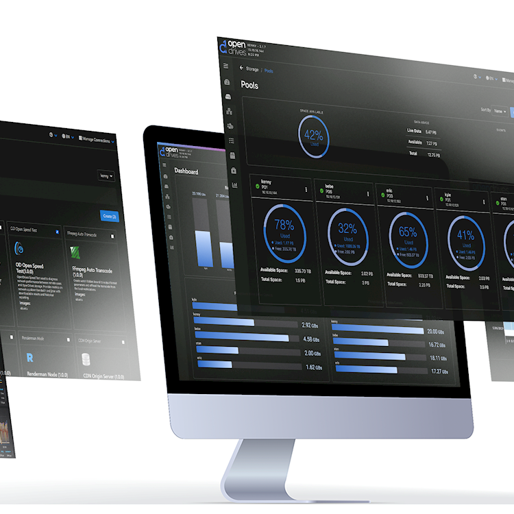 Scalability &  Flexibility for Post-Production Environments with a New Scale-Up, Scale-Out NAS Model