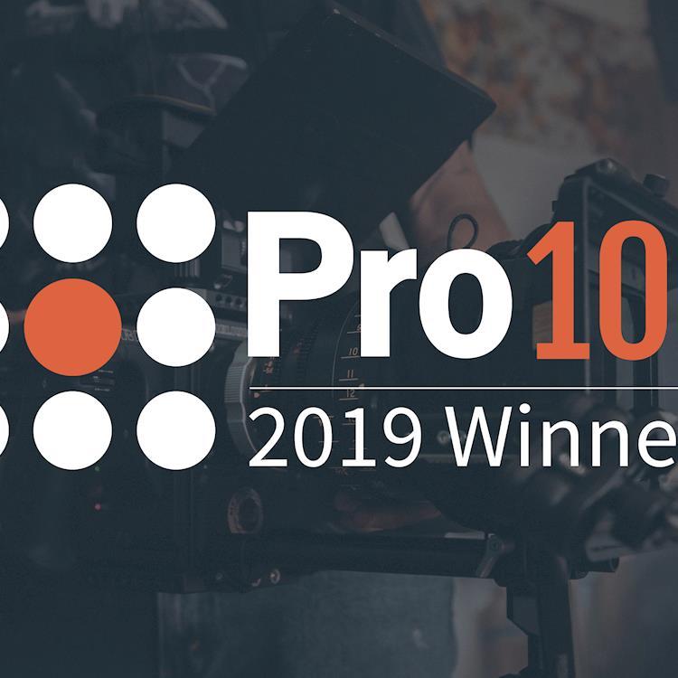 Presenting the Pro100 2019 Winners