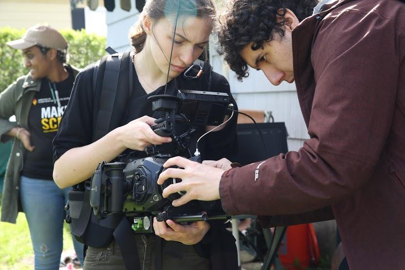 The Women Behind the Camera: ProductionHUB Exclusive with Innovative Female Filmmakers