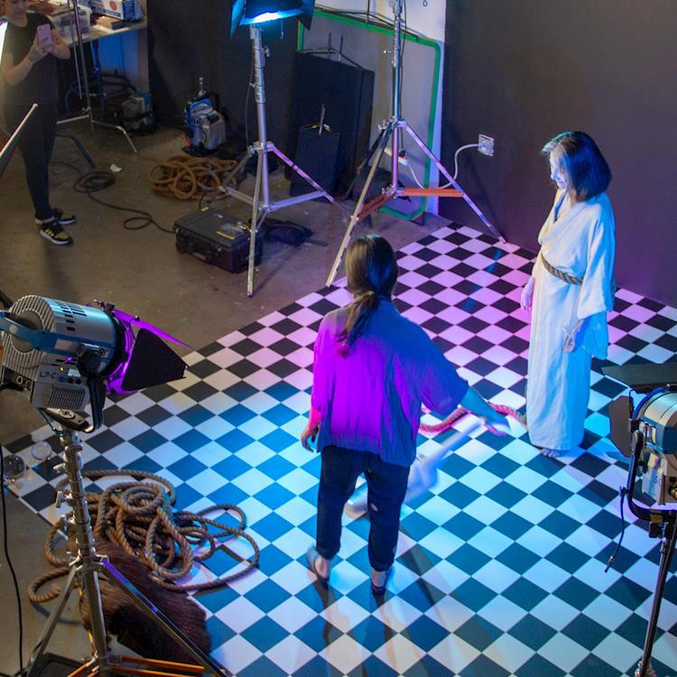 "Photographer Zen Sekizawa relies on ARRI Lighting for ""The Dance"""