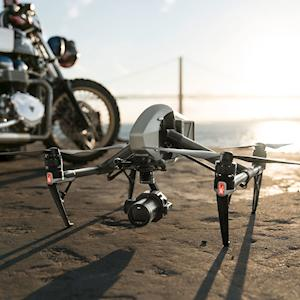 DJI Announces Game Changer 35mm Sensor Camera and New Lens Group Integrated into Inspire Drone