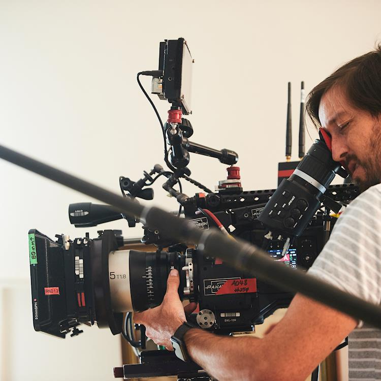 Director Robert Connolly and DP Stefan Duscio, ACS mix lens formats on Panavision's DXL2 for The Dry