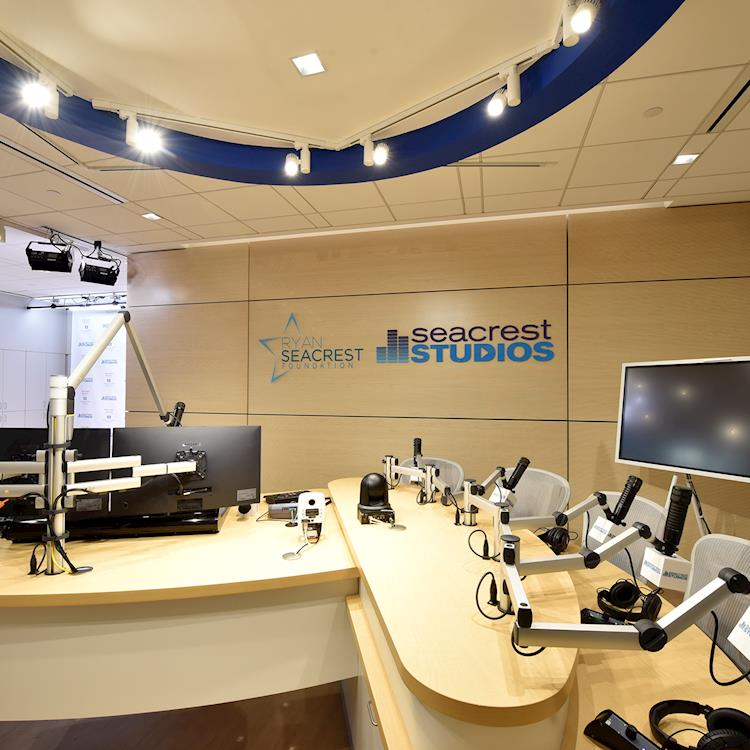 SEACREST STUDIOS' RADIO AND TV PROGRAMMING AT U.S. PEDIATRIC HOSPITALS