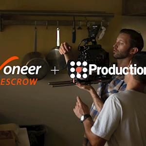 ProductionHUB now offers a secure escrow service