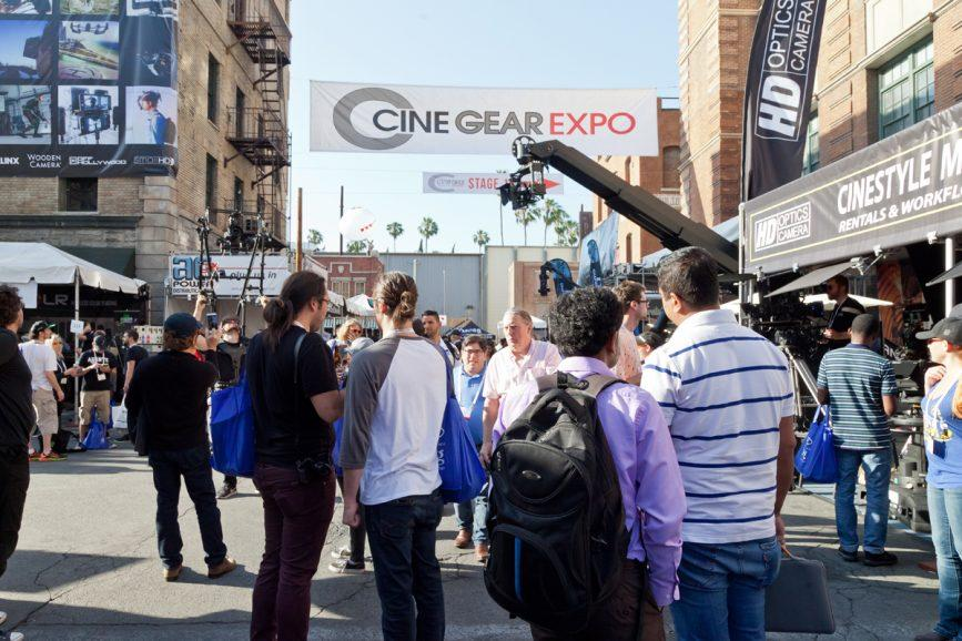 Cine Gear Expo Is Almost Here!