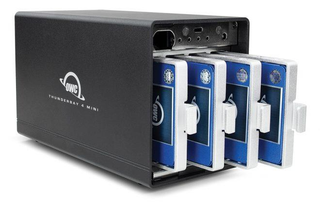 OWC ThunderBay 4 MINI Saving Yourself from Yourself  with Rock Solid Performance and RAID Storage