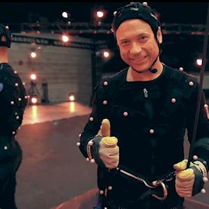 MEET THE TALENT - Tapping into the mocap world of Motion Capture Stuntman, NICK BARIC