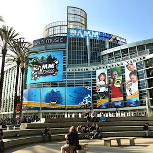 2018 NAMM Hits the Ground Running
