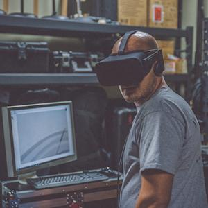 It Takes a Tech Village to Make VR